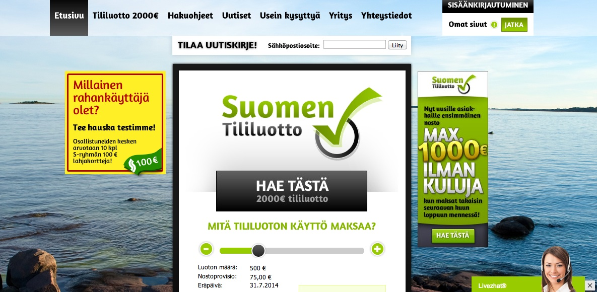 Suomen Tililuotto